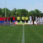U14 – Kétgólos vereség az osztályozó első mérkőzésén