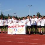 U14 – Eger SE – Várda Labdarúgó Akadémia mérkőzés az NB I-be jutásért