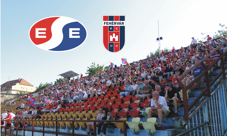 NB III. – Szurkolói információk az Eger SE – MOL Fehérvár FC Magyar Kupa mérkőzésre