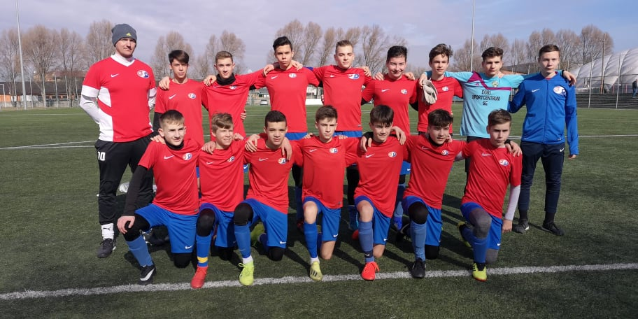 U15 – Mérkőzés és csapatépítés volt a program a hétvégén