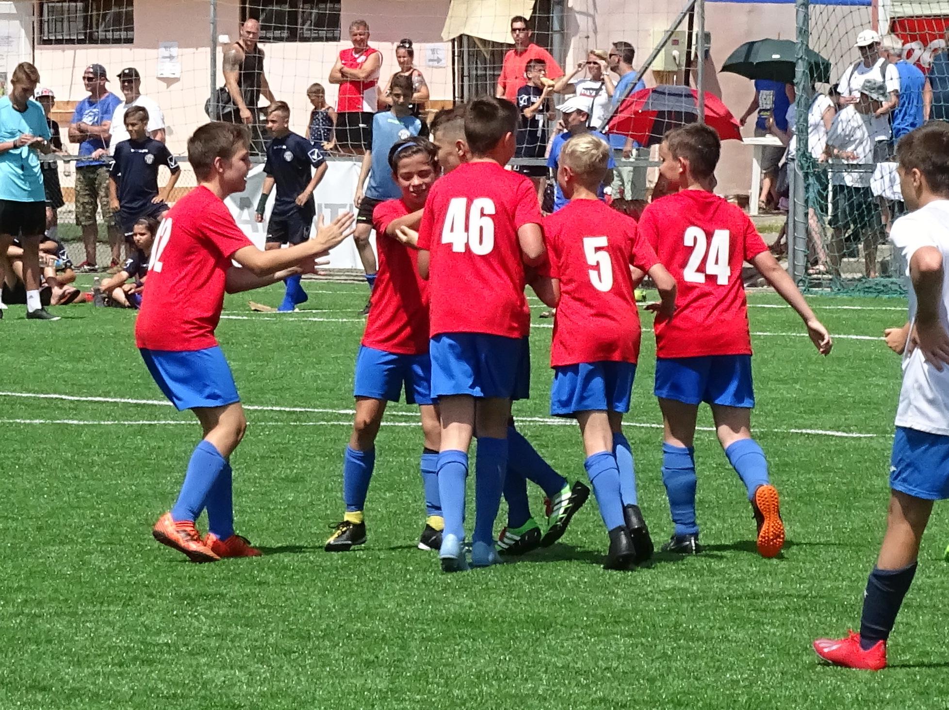 U8-U10-U11-U12-U13 – Újra EMERSON KUPA a megújult Felsővárosi Sporttelepen