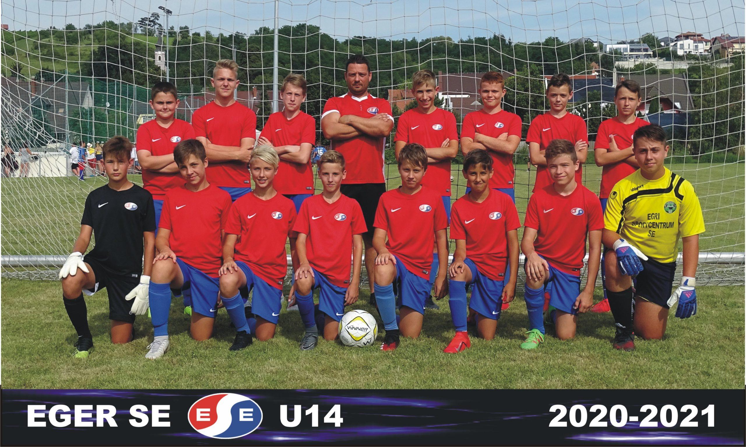 U14 – Lelkes ellenfél ellen maximális hozzáállás jellemezte a csapatot