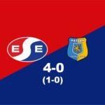 NB III. – Magabiztos győzelem a megyei rangadón az FC Hatvan ellen