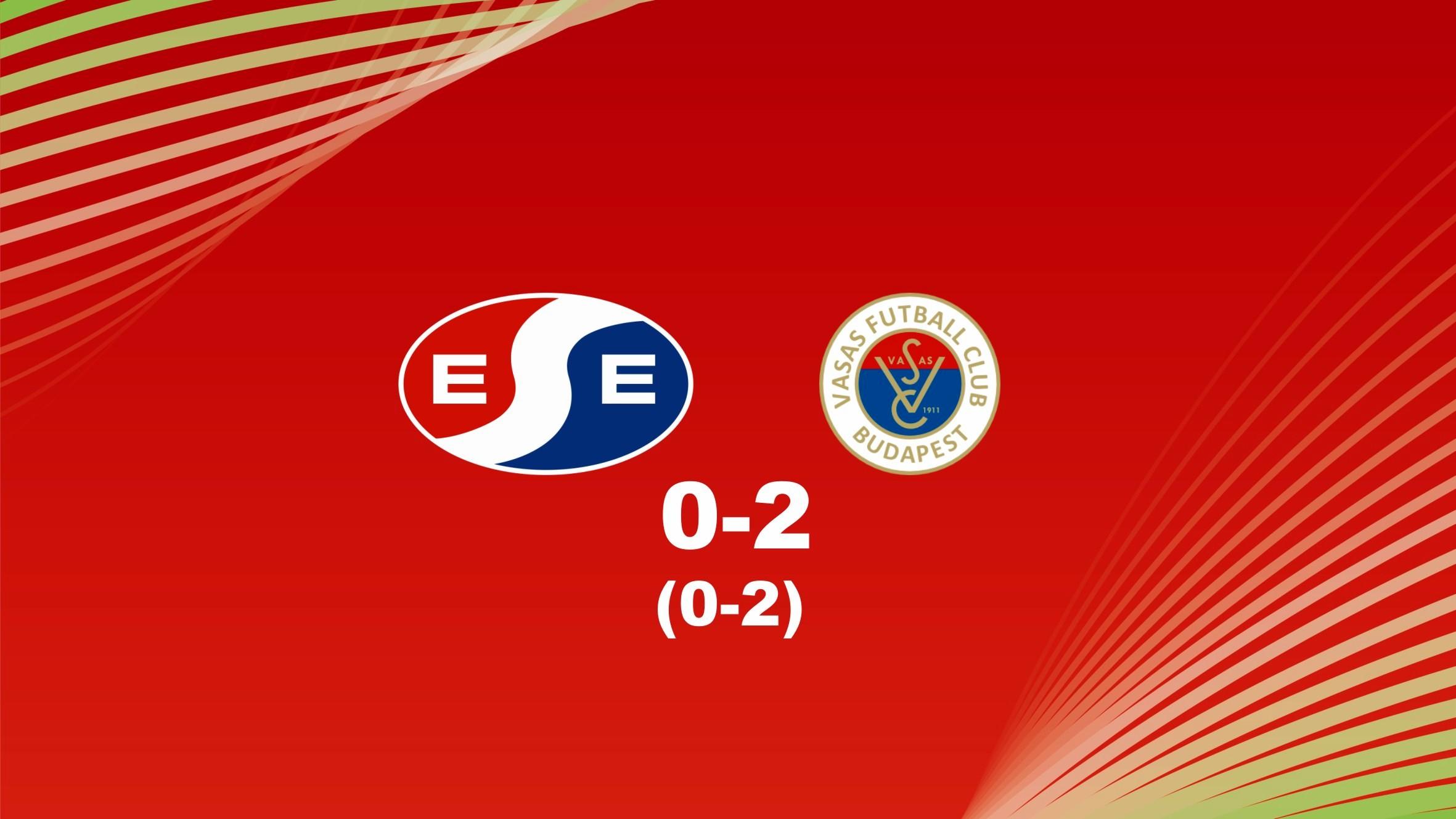 NB III. – Nem sikerült a bravúr a Vasas FC ellen