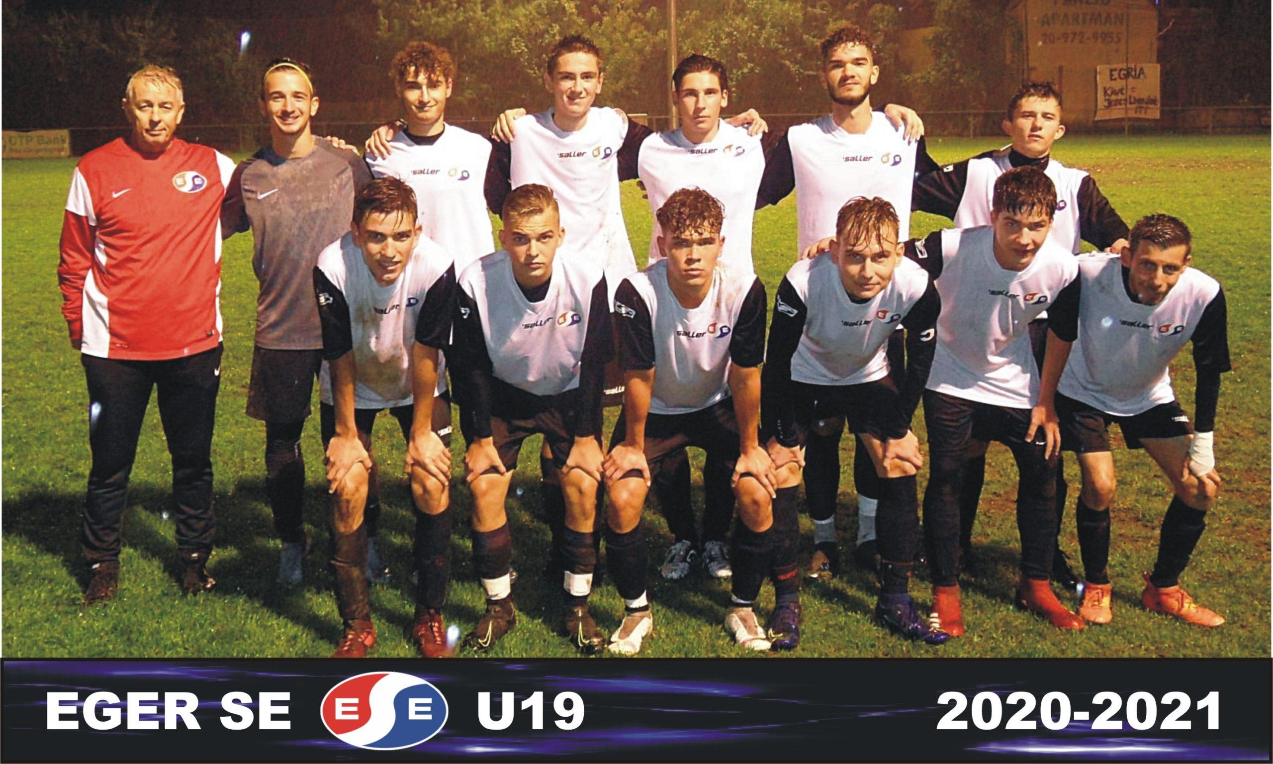 U19 – Döntetlen Tiszaújvárosban