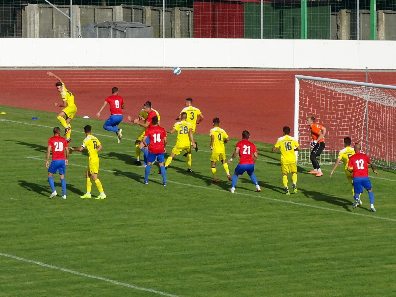 NB III. – A Mezőkövesd Zsóry FC II. vendégei leszünk vasárnap