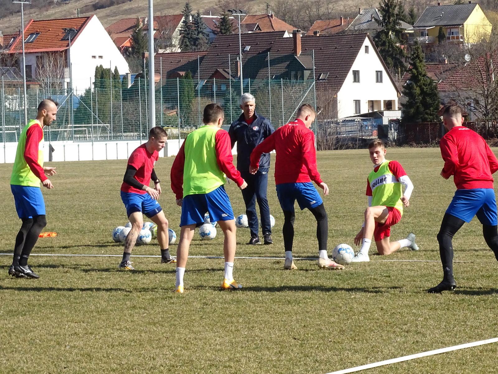 NB III. – Vitelki Zoltán megtartotta első edzését az Eger SE élén