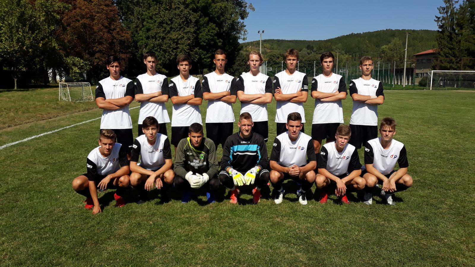 U19 – Magabiztos győzelem Ózdon